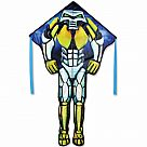 Alien Robot Large Easy Flyer Kite