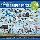 1000 Piece Puzzle, All the Birds
