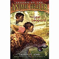 Animal Healer #3: The Last Leopard