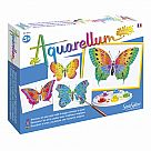 Aquarellum Jr., Butterflies