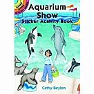 Aquarium Show Little Activity Book