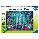 200 Piece Puzzle, Aquatic Expedition