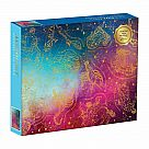 1000 Piece Puzzle, Astrology with Foil Stamping