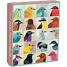 1000 Piece Puzzle, Avian Friends