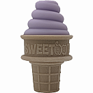 Baby Sweetooth Ice Cream Teether, Lilac