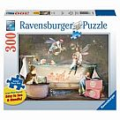 300 Piece Large Format Puzzle: Bath Time