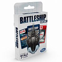 Battleship Classic Card Game