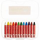 Set of 12 Beeswax Crayons