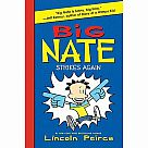 Big Nate #2: Big Nate Strikes Again