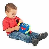 Buckle Toys Boomer Blue Square