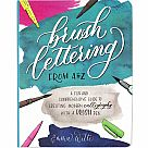 Brush Lettering From A to Z