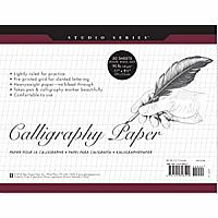 Calligraphy Paper Pad 50 Sheets