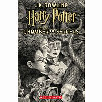Harry Potter #2: Harry Potter and the Chamber of Secrets