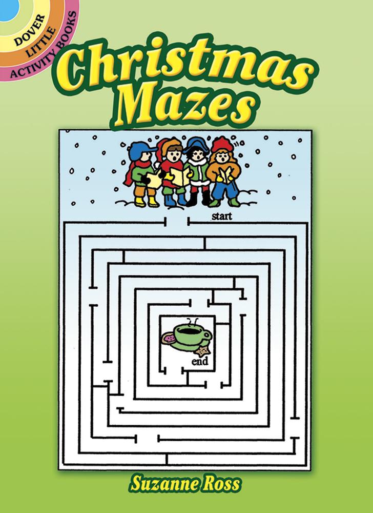 Christmas Mazes.Christmas Mazes Dover