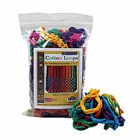 Potholder Loom Loops, 2 oz.