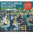 1000 Piece Puzzle Dance at Le Moulin De La Galette