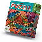 60 Piece Puzzle, Dazzling Dinosaurs