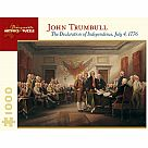 1000 Piece Puzzle, Declaration of Independence