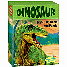 Dinosaur Match-Up Game and Puzzle