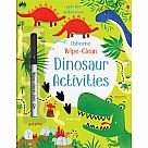 Dinosaur Activities Wipe Clean Book