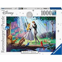 1000 Piece Puzzle, Classic Sleeping Beauty