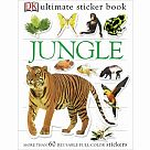 DK Jungle Ultimate Sticker Book