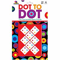 Dot To Dot Brain Teaser
