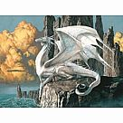 1000 Piece Puzzle: Dragon