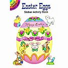 Easter Eggs Mini Sticker Activity Book