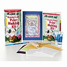 Eye Can Art Sketch-Foam Printmaking Kit