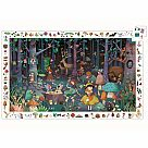 100 Piece Observation Puzzle, Enchanted Forest