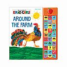 Eric Carle Around the Farm Sound Book