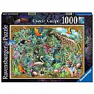 1000 Piece Puzzle, Exotic Escape