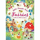 Fairies Little Transfer Book