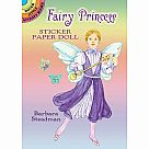 Fairy Princess Sticker Paper Doll