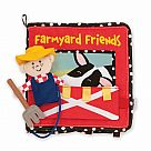 Farmyard Friends Cloth Book
