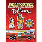 Temporary Tattoos: Firefighters