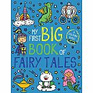 First Big Book of Fairy Tales Coloring Book
