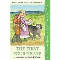 Little House #9: The First Four Years