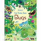 First Sticker Book: Bugs