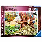 1000 Piece Puzzle, Flying Home