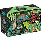 100 Piece Puzzle, Frogs and Lizards Glow in the Dark
