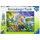 200 Piece Puzzle, Gathering at Twilight