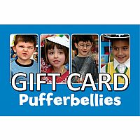 Pufferbellies Gift Card - $15