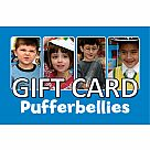 Pufferbellies Gift Card - $75
