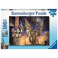 100 Piece Puzzle, Gift of Fire