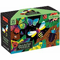 100 Piece Puzzle, Amazing Insects Glow in the Dark