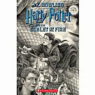 Harry Potter #4: Harry Potter and the Goblet of Fire