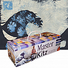 Master Kitz: The Great Wave