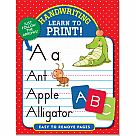 Handwriting: Learn to Print!